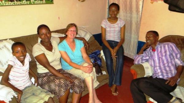 Joy, Grace, Jane, Naomi and Kilele