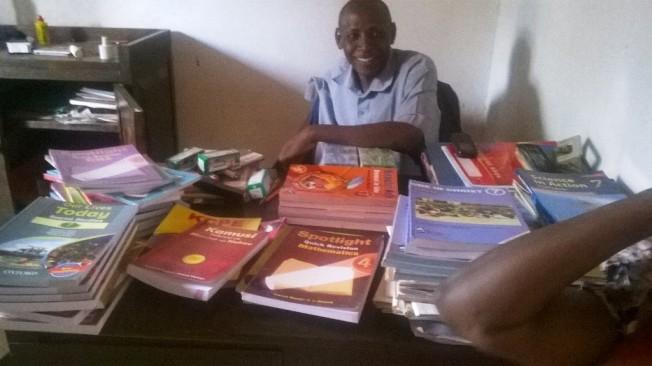 Mr Bonface Mbuma, Headteacher