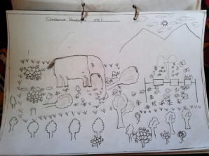 Drawing-of-crop-raiding
