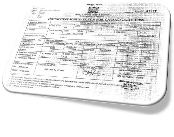Registration Cert 2