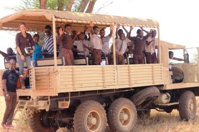 a2b Kids-on-truck