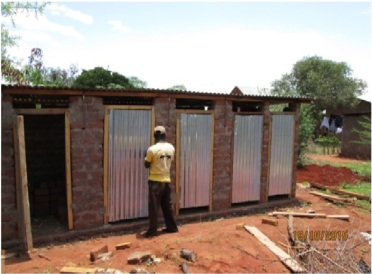 New Toilet Block